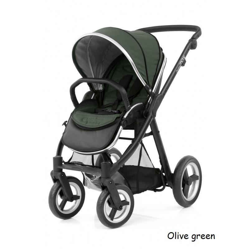 2f1d40143 Babystyle OYSTER MAX športový kočík | kindercentrum.sk