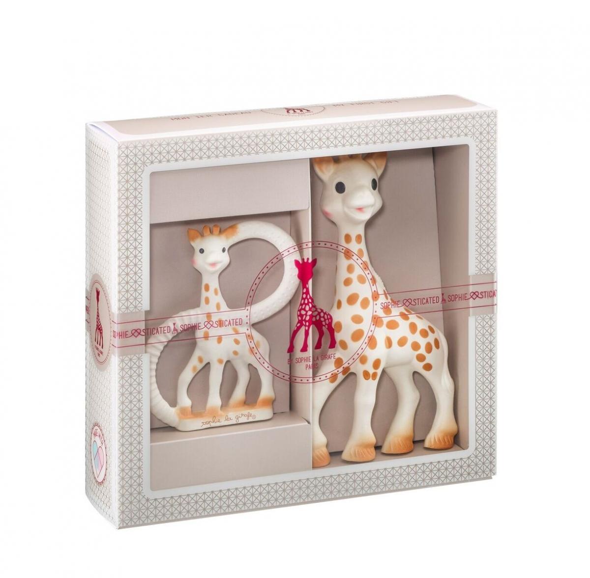 f5adcfd63a58 SOPHIE Môj prvý darčekový set Žirafa Sophie  hryzatko