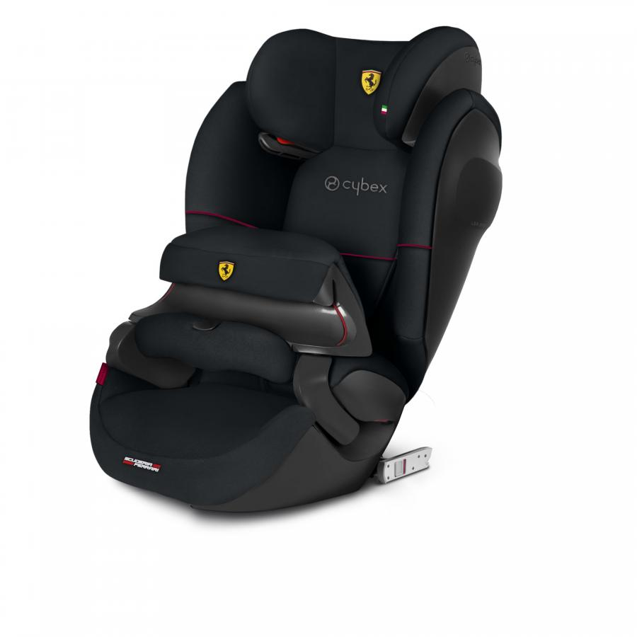akcie cybex pallas m fix sl ferrari collection 2019. Black Bedroom Furniture Sets. Home Design Ideas