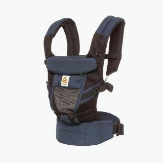 ERGOBABY | ADAPT Cool Air Mesh - RAVEN
