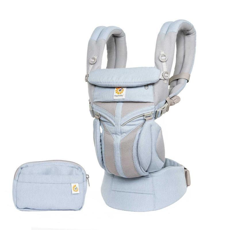 ERGOBABY | OMNI 360 COOL AIR MESH - CHAMBRAY