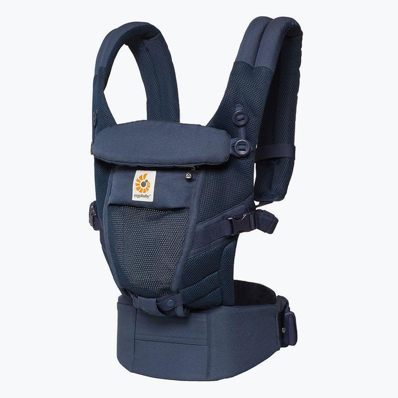 ERGOBABY | ADAPT Cool Air Mesh - DEEP BLUE