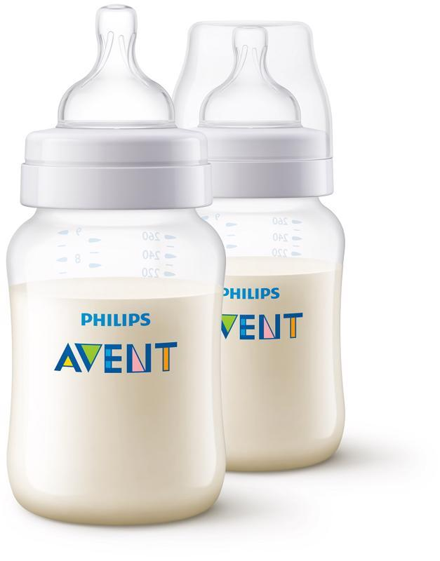 Avent fľaša 260ml Antikolik 2ks