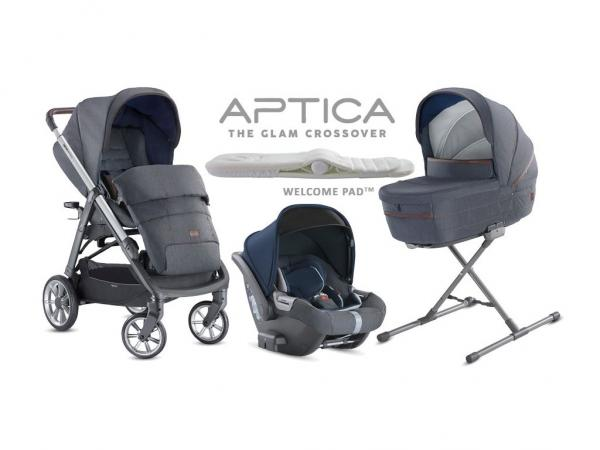 Inglesina APTICA 4v1 Darwin TAILOR DENIM