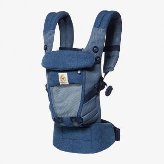 ERGOBABY | ADAPT Cool Air Mesh - BLUE BLOOMS