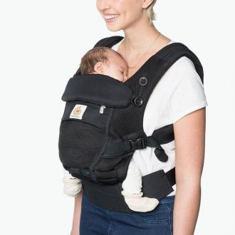 ERGOBABY | ADAPT Cool Air Mesh - ONYX BLACK