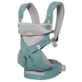 ERGOBABY | Nosič 360 COOL AIR MESH - ICY MINT