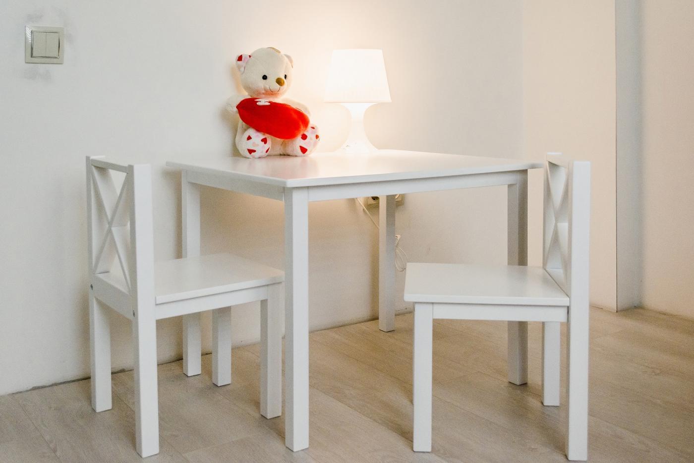9e3b1fd88974d ARTWOOD detský drevený stôl so stoličkami | kindercentrum.sk